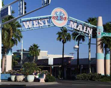 West Main, The City of Scottsdale